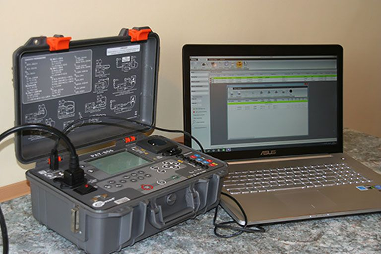 Badania bezpieczeństwa sprzętu elektrycznego (PAT)